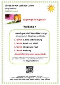 Homöopathie Eltern Workshop