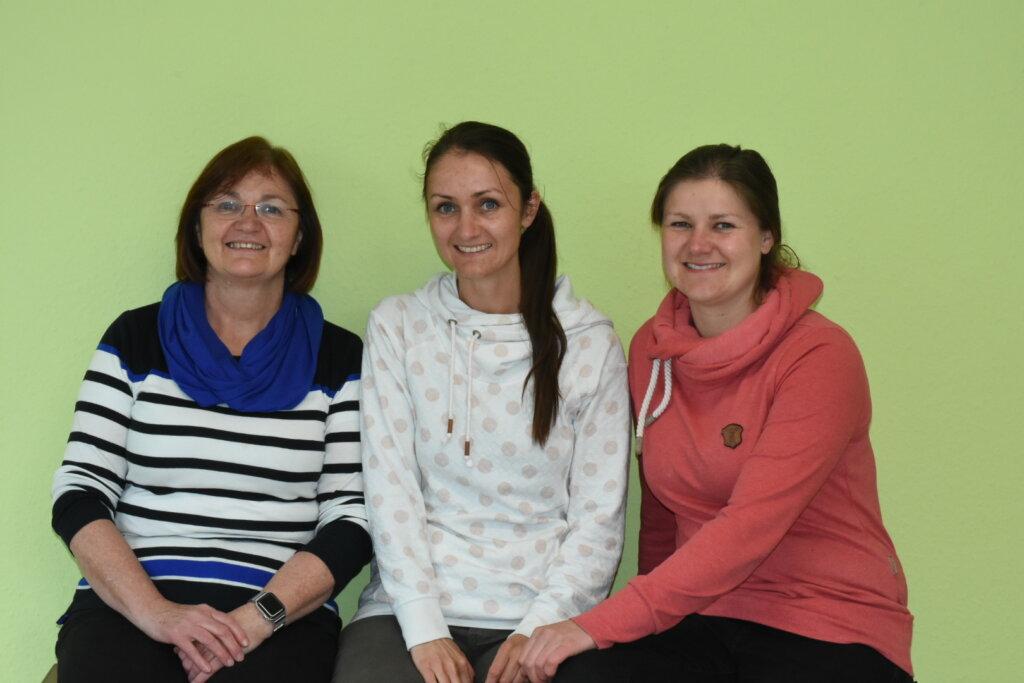 Brigitte, Claudia und Karin Hillen